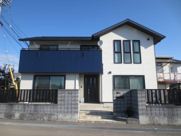 長野市K様 外壁・屋根塗装工事