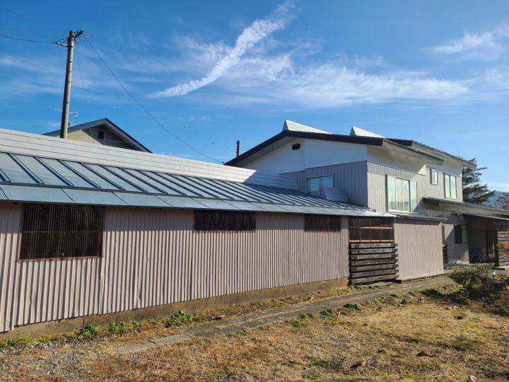 信濃町I様 外壁・屋根塗装工事