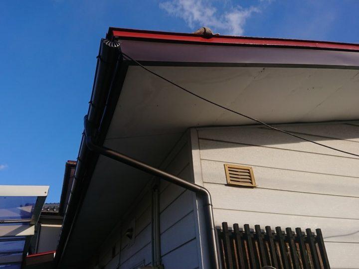 長野市T様 板金工事