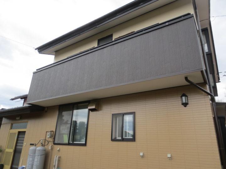 中野市A様 外壁・屋根塗装工事