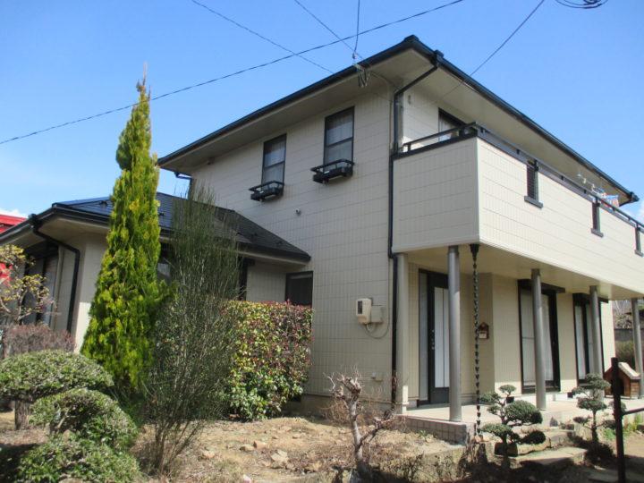 坂城町T様 外壁・屋根塗装工事