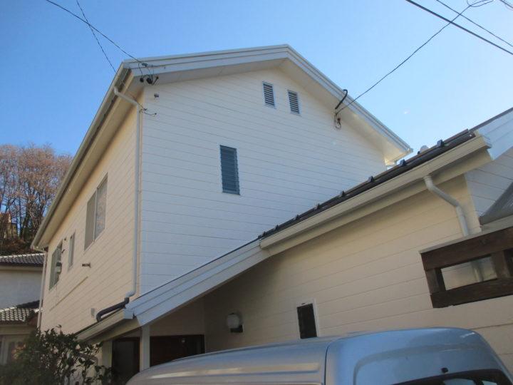 上田市T様 外壁・屋根塗装工事