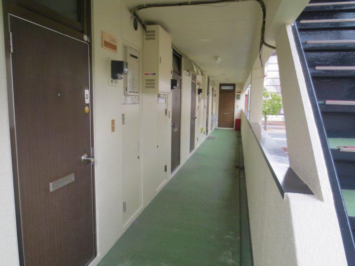 長野市N様 アパート外壁塗装工事