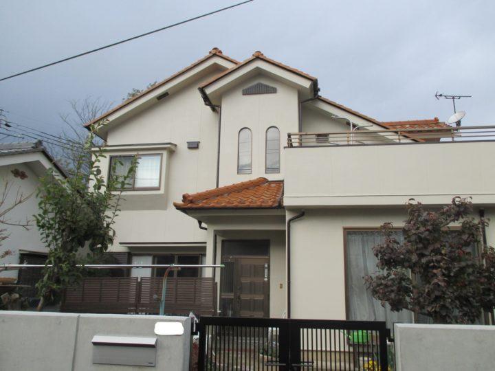佐久市K様 外壁・屋根塗装工事