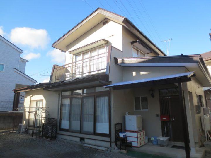 長野市A様 外壁・屋根塗装工事