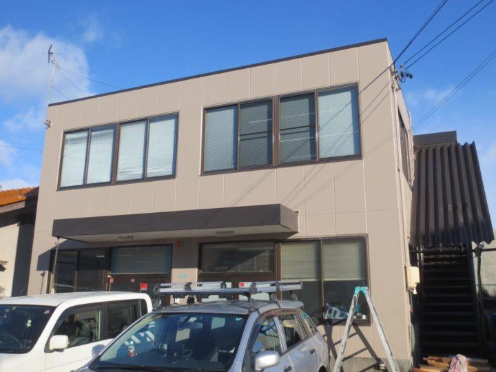 長野市T様 テナント外壁・屋根塗装工事