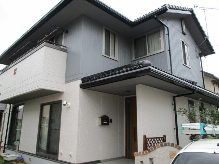 長野市T様 【ダイワハウス】外壁塗装工事