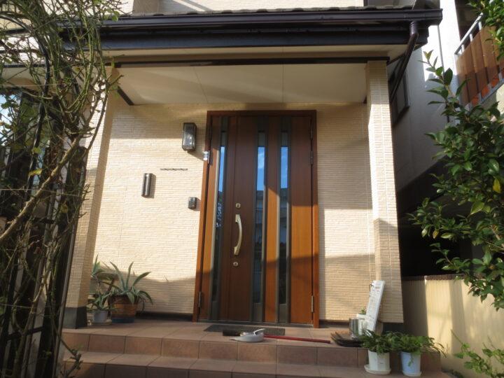 長野市 K様邸 外壁塗装工事