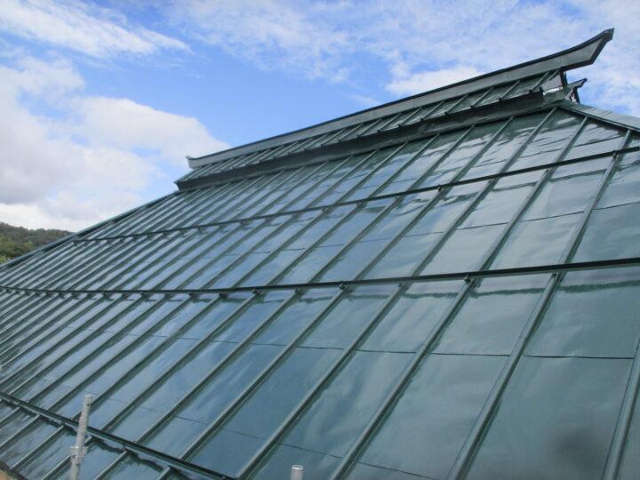 長野市K様 屋根塗装・一部葺き替え