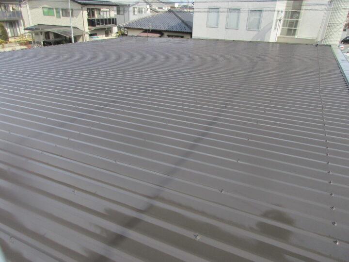 長野市T様 テナント屋根塗装工事