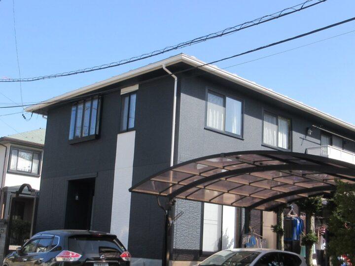 東御市T様 外壁塗装・屋根板金工事