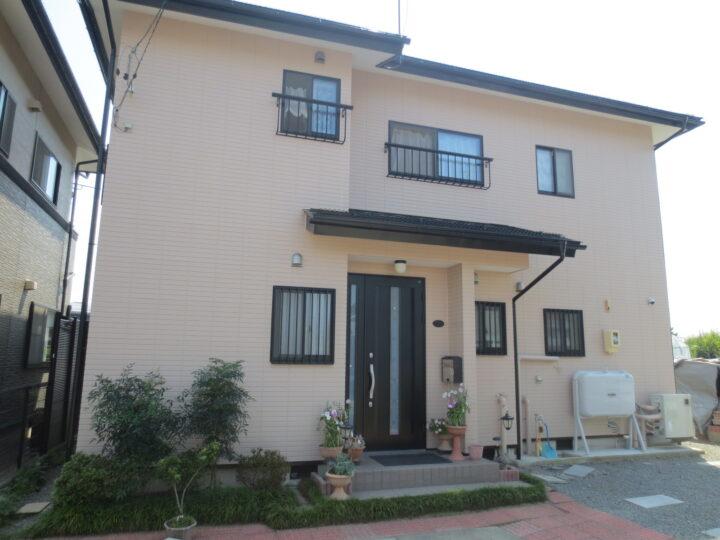 須坂市N様 外壁・屋根塗装工事