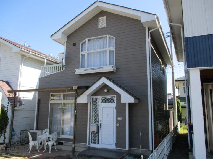 須坂市S様 外壁・屋根塗装工事