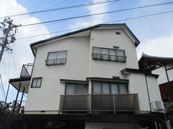 山ノ内町N様 外壁・屋根塗装工事