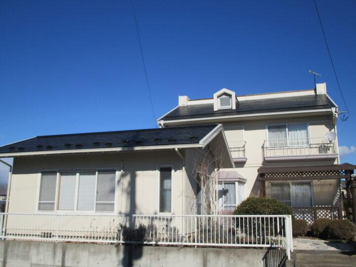 佐久市N様 外壁・屋根塗装工事