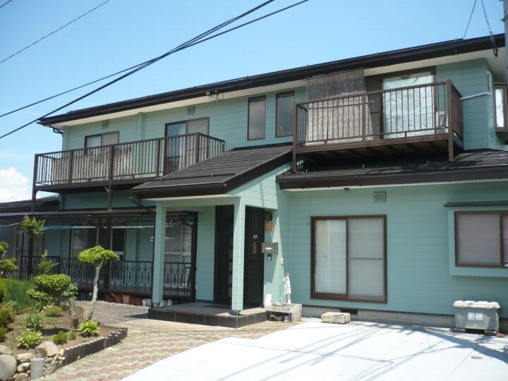 須坂市O様 外壁・屋根塗装工事