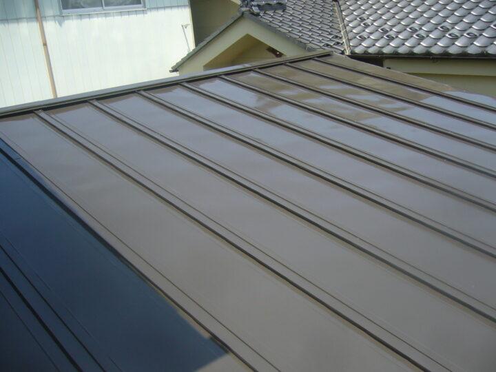 立科町N様 屋根塗装工事