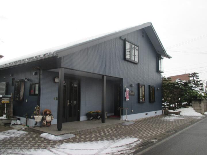 長野市I様 【美容室】外壁塗装工事