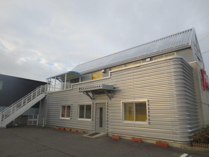長野市M様 【音楽スタジオ】屋根・外壁塗装工事