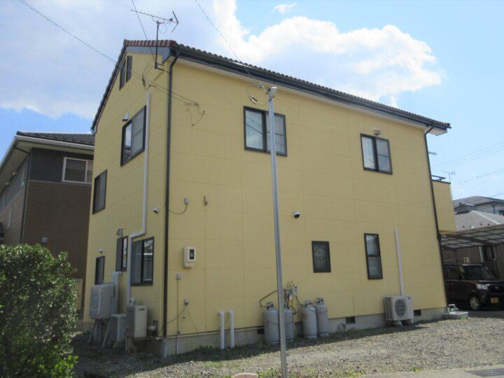 長野市N様 外壁塗装工事