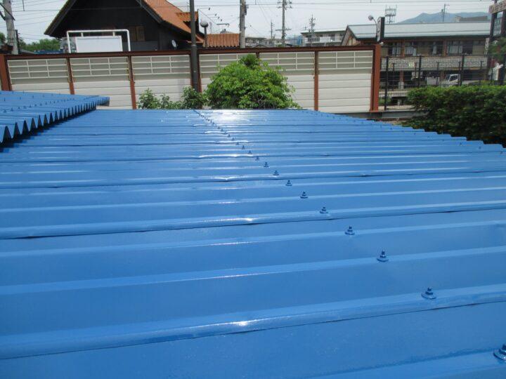 上田市 Y様 屋根塗装工事