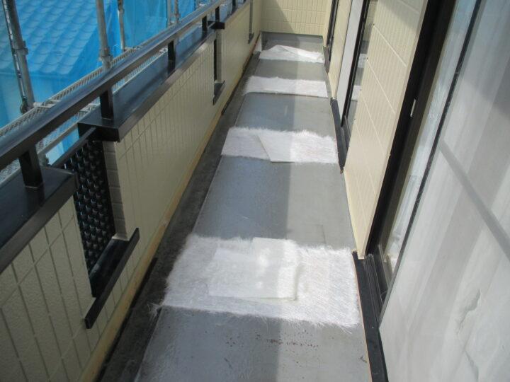 防水層 ガラスマット