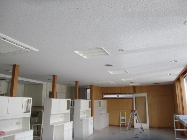 長野市 【歯科医院】雨漏り修繕工事