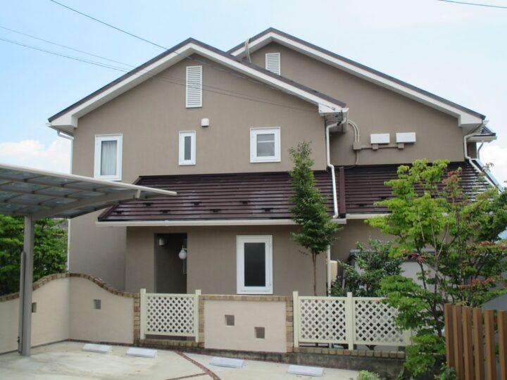 上田市M様 外壁・屋根塗装工事