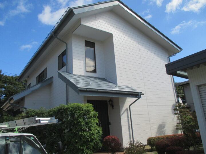 飯綱町I様 外壁、屋根塗装工事