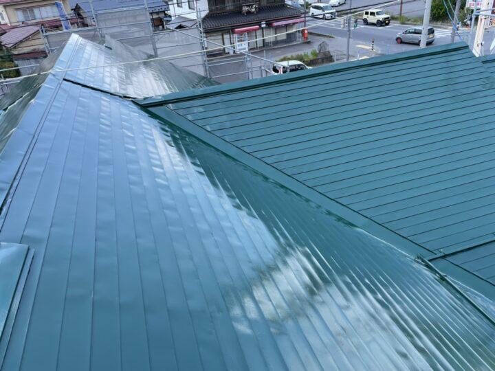上田市 【テナント】屋根塗装工事