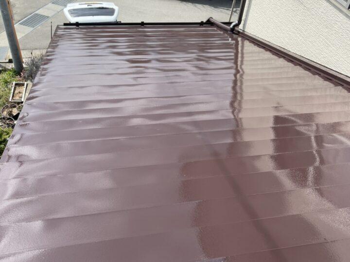 長野市S様 屋根塗装工事