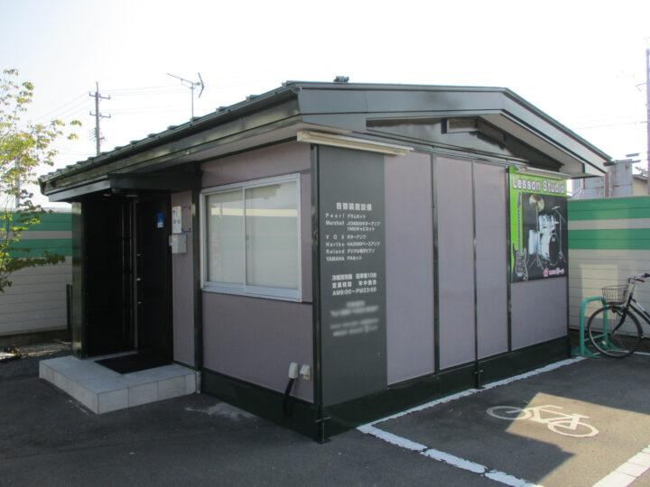 長野市 【音楽スタジオ】外壁・屋根塗装工事