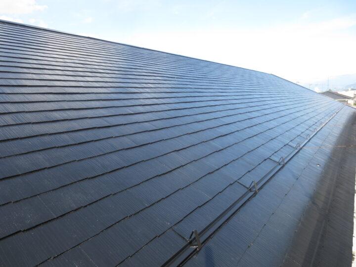 長野市N様 アパート屋根塗装工事