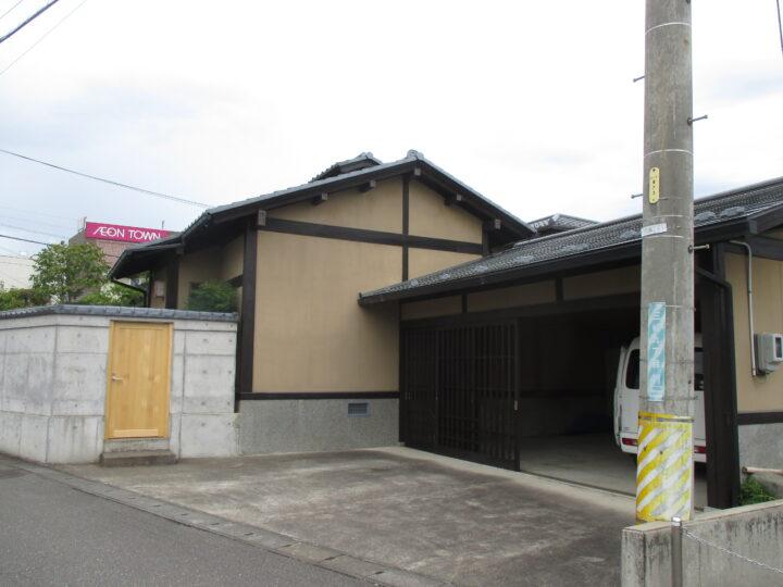 長野市S様 木部塗装工事